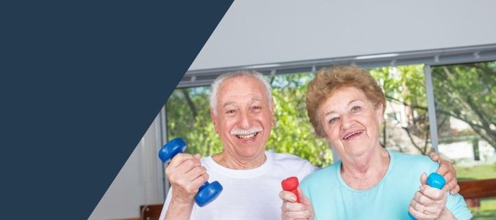 5 ejercicios para trabajar la fuerza muscular